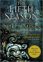 The cover of _The Fifth Season_